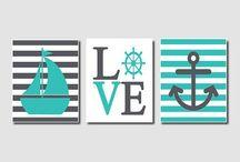 marine home consept / VAZGEÇİLMEZİM❤️❤️ love ❤️aşk ❤️❤️ ev için deniz dekorasyonu ❤️❤️çok seviyorum ❤️❤️