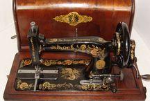 sewing machine ❤️dikiş makinası geçmişten günümüze / sewing machine