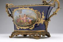 Antique porcelain 1 antika porselen objeler  / Antique porcelain