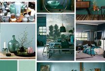 Home : décoration / Couleurs, cadres, peinture...