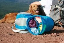 The SEGSAC / Rummage less and get going faster with Gobi Gear's segmented stuff sack.  Keep gear & clothes exactly how you packed the.