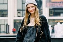 Street Style / Street Snaps from Fashion Week, New York, Paris and London.