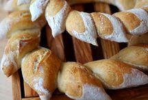 Bread & cake / Opskrifter med brøddej