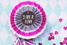 MOTHER'S DAY // MUTTERTAG / #muttertag #mothersday #muttiistdiebeste #danke #vonherzen #supermom