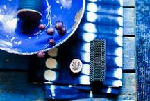BATIK BLUE  // BATIK BLAU / #trend #blau #blau #diy #homedecor #fashion #