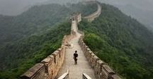 CHINA / Travel and sightseeing in China