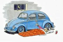 Funny things / Volkswagen is funny / by Peressini s.p.a. Volkswagen