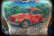 VW Tattoos  / Big Volkswagen fans here! / by Peressini s.p.a. Volkswagen