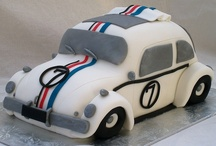 Cakes & Food / Edible Volkswagens...  / by Peressini s.p.a. Volkswagen