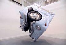 Art & VWs / Volkswagen-inspired art / by Peressini s.p.a. Volkswagen