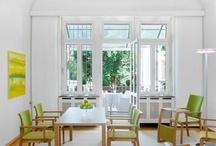 Les tables pour les maisons de retraites et les collectivités