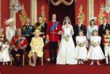 The Royals / by Cynthia KLASSEN