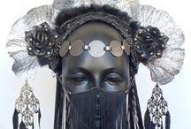 Headdresses etc / ideas ideas :)