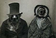 Surrealism ,weird , miscellaneous / by Crackpot Organism