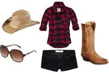 Kick It Country Style / Love country music? We do too! It's a good thing for us that Country USA is in Oshkosh, WI – only 25 minutes away from our headquarters in Menasha. Check out some outfit inspiration and essentials you can find at Goodwill.