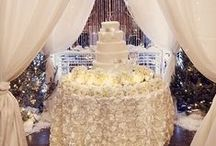 wedding cakes/chelsey / by Kimberly Ann