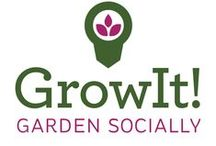 More Than a Logo / It's not just a logo. It's a symbol of social growing, and learning how plants can take your social life to the next level.