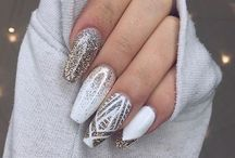Nail Art  / Nail art and nail shapes