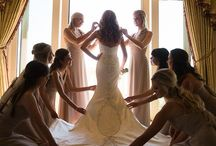 Wedding ideas  / Wedding gowns. Decorating ideas.