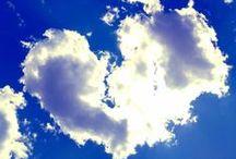 Clouds / Nubes que invitan a soñar