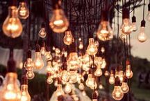 Industrial Revolution / Urban chic and industrial beauty in lighting and event design.