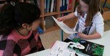 Le speed-booking arrive dans les écoles... / En résumé, le « speed-booking » c'est 2 ou 3 minutes pour donner envie de lire un livre présent dans la bibliothèque de classe.