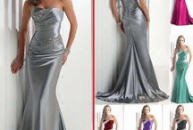 Long formal gown prom evening party dress for celebrity party holiday