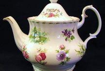 Tea Time / by Virginia Garcia Cebell
