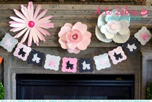 Party ideals and baby shower:) / by Rhonda Patterson