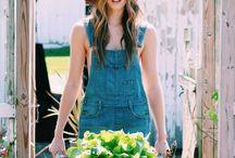 Garden / Green mood garden party