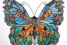 Stained Glass / by Elizabeth Wagner