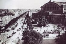 Old Berlin Train Stations