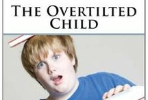OTC Book and Great Reads / The Overtilted Child Book is the ultimate GPS for parents and teachers on how to created a sensatioanl classroom for kids with Autism Spectrum Disorders, Sensory Processing Disorder and ADD/ADHD. It is on sale on Amazon and other bookstores. We also share some other great books that help change the world, one classroom at at time!
