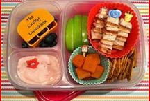 Healthy School Lunch Ideas / Many of the foods we feed our children are loaded with harmful additives that contribute to behavioral, learning, health and neurological problems. Learn how to create clean healthy lunches. Try to keep choices organic as best you can also to increase the health factor and avoid harmful pesticides and toxic additives. Embrace the fun power!