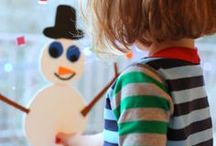 Cozy Up to Winter / Creative and fun recipes, activities and ideas for winter all in one board. Tis the season to be warm, cozy and have some snowman fun at home, in kitchen and at school!