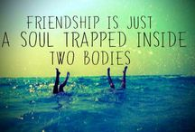 For Sarah ~ to the most crazy, loyal and amazing friend I could ever ask for <3