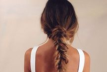 ♥ hair ♥ / ♦ good hair days make me feel like i can take over the world ♦