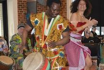 African Dance and Drumming / by Cape Cod Community College