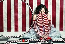 Love it...Circus, Cabaret and Burlesque. / Images we love, costumes, colours and ideas to inspire us.