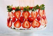 Birthday cakes, etc.