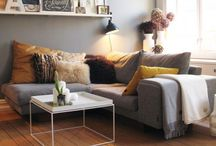 Living Room / A place to relax , i love these cool decor ideas