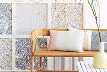 Wallpaper Inspiration / wallpaper design indeas