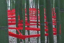 Land Art / l'arte con la natura e il paesaggio art & nature