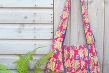 The Chandni Chowk holiday collection / Everything from bags and purses to kimonos and sarongs in beautiful hand printed designs to add the finishing touch to your perfect trip away . . .