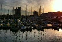 Naviguer à La Rochelle / A la voile, en bateau à moteur, en kayak ou stand up paddle... venez naviguer à La Rochelle ! http://www.navigueralarochelle.com