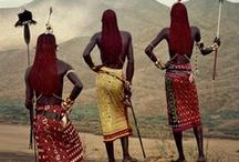 The World in Costume..Africa