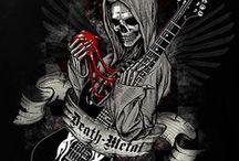 Metal Music / Alles wat met allerlei soorten van Metal te maken heeft