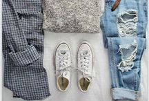 Fashion Inspiration / Some cool outfit ideas.  I love shopping, fashion, pretty things.