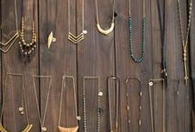 Accessories / Earrings, braceltes, collars, watches, sunglasses, spectacles, bags... You name it.