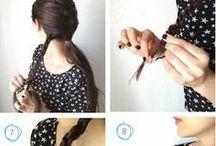 inspiration: penteados